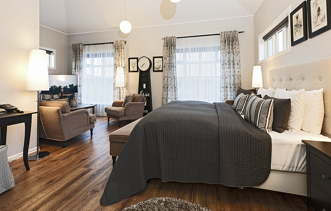 Studio Apartment – Hotel Grimsborgir